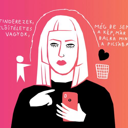 Mintha a baranyai Szomszédok rajzolt változatán dolgoznék – interjú Biacsics Renyával kiemelt kép